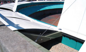 Fiberglass Launder covers by MFG Construction and Water Products