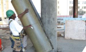 Round Column Form